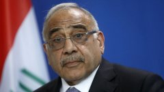 """Иракският премиер в оставка обяви пред депутатите, че ударът срещу Сюлеймани е извършен без съгласуване с иракските власти, които според него """"са информирани за операцията само няколко минути преди това""""."""
