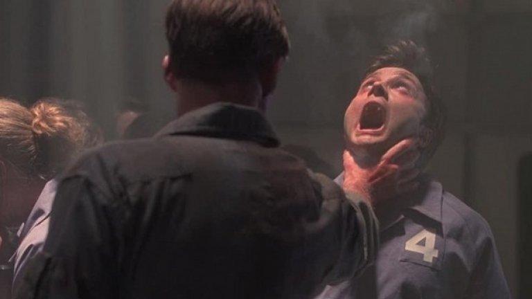 """Стив Нюлин – """"Истинска кръв""""  Вампир, само че с характер на дребен подлец. В началото беше срещу вампирите, после измени позицията си, след като самият той стана вампир, и извърши доста мръсни трикове и низости в първите сезони на сериала. Получи си заслуженото в шести сезон, когато беше жестоко изпечен на слънчева светлина от разгневения Ерик Нортман."""