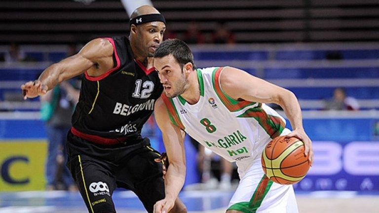 България се представи достойно на Европейското първенство по баскетбол, завършвайки на четвърто място в своята група след отборите на Русия, Словения и Грузия и преди тези на Украйна и Белгия