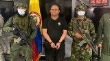 Сравняват ареста на лидера на Клана на Залива Дайро Антонио Усуга с падането на Пабло Ескобар (снимка: ЕПА/БГНЕС)
