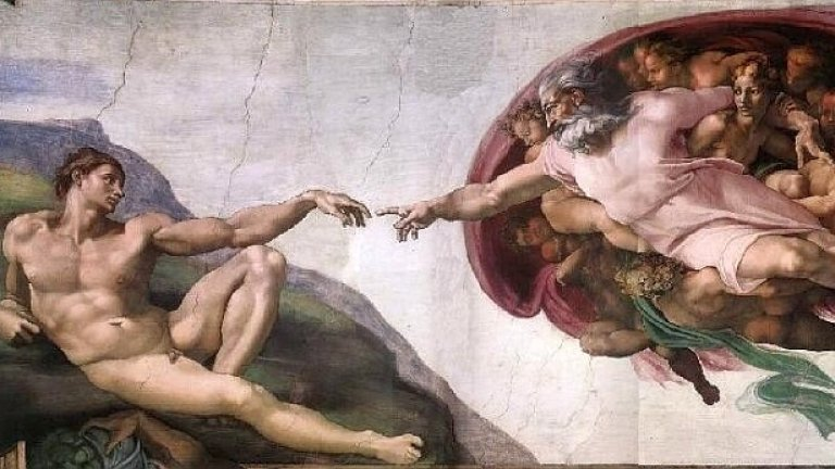 Както отдавна е известно, Бог е създал човека, Вселената и всичко останало, но физиците все още се опитват да обяснят как точно е станало това