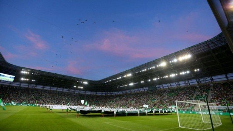 """На """"Групама Арена"""" в Будапеща ще има 3 срещи от груповата фаза и една от 1/16 – финалите."""