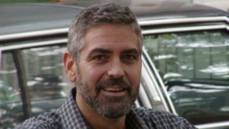"""""""Налага се да сваля няколко килограма, тъй като трябваше да напълнея за ролята си в този филм"""", казва Джордж Клуни"""