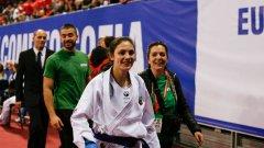 19-годишна каратистка Ивет Горанова донесе трета титла за страната ни от Европейските игри в Минск