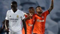 Домакински кошмар за Реал в Шампионската лига