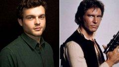 """1) В името на Соло  Спин-оф филмът ще се казва """"Соло: История от Междузвездни войни"""". Този модел явно се налага като обединяващ формат на всички нови филми, базирани на отделни герои или теми от главната сюжетна линия в Star Wars. Впрочем такъв беше и случаят с премиерата на """"Rogue One"""" през 2016."""
