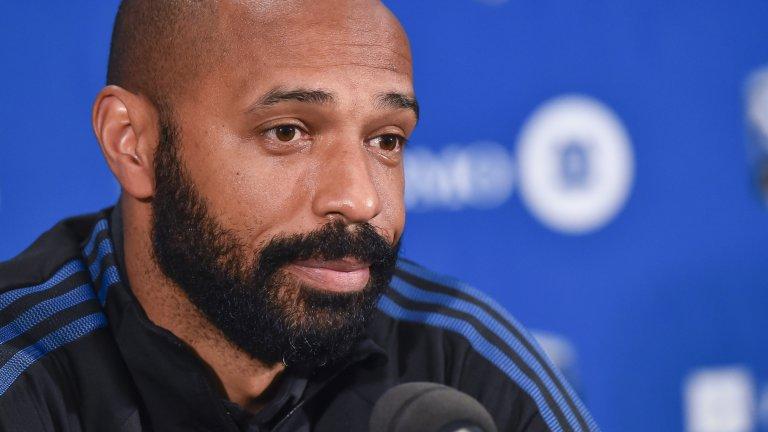 Анри потвърди, че участва в плана за изкупуване на Арсенал
