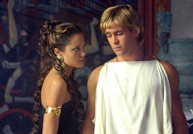 Историята на Александър, включително и темата за неговата сексуалност, е разказвана в едноименния филм на Оливър Стоун. Отново дело на Warner Bros.