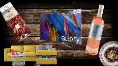 Идеалната почивка - паста, вино и телевизия