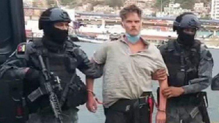 Кадри от ареста на американските войници във Венецуела