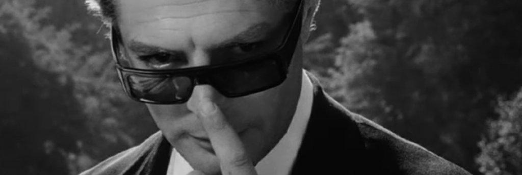 """С общо 14 награди Италия е страната с най-много """"Оскари"""" за чуждоезичен филм. Само Франция е получавала повече номинации от Италия - 39 срещу 31, но има само 12 награди. На снимката: Марчело Мастрояни в """"8 и 1/2"""", победил през 1963 г."""