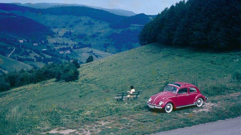 Германците са изпипали до съвършенство шофирането