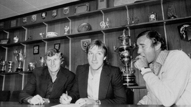Първият по-скъп футболист от Тревър Франсис в британския футбол е Стив Дейли, който преминава от Уулвс в Манчестър Сити срещу 1.45 млн. паунда през септември 1979-а. Не му провървява много и записва само 48 мача за клуба, а през 1981-а преминава в Сиатъл Саундърс за петорно по-малка сума - 300 хил.