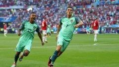 След като започна слабо, Роналдо избухна в последния мач от група F.