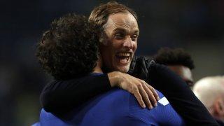 Тухел се запознал с Абрамович на терена след триумфа