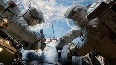 Филмът с участието на Сандра Бълок и Джордж Клуни обещава да стане абсолютна научнофантастична класика