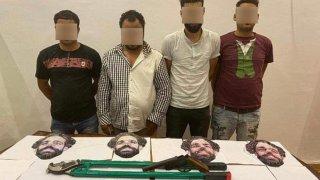 Египетската полиция арестува банда гангстери, които са обрали няколко магазина в Кайро, използвайки за дегизировка маски на футболната звезда.