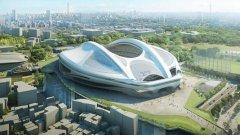 Комплекс за 2 милиарда долара. Това опитва да построи в Токио Заха Хадид. Японците се съпротивляват, но решението вече трябва да се вземе - до олимпиадата има по-малко от 5 години.