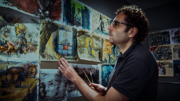Поглед към изминалата година от художника и аниматор Теодор Ушев
