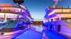 Стотиците хиляди долари разходи не разколебават ентусиастите да купуват яхти