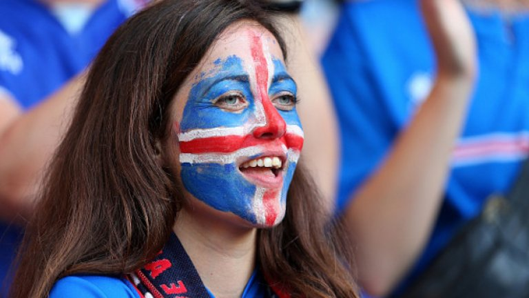 Brexit и на Евро 2016! Кой ще спре Исландия?