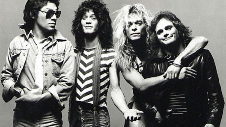 Van Halen са се събирали и разделяли твърде много пъти, но все още са живи като група. Последният им албум се казва A Different Kind of Truth и излезе през 2012 година