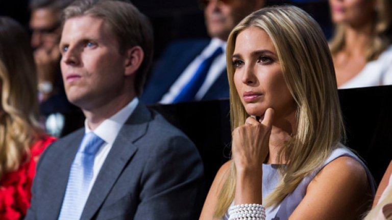 Дъщерята на американския президент се включва в екипа му