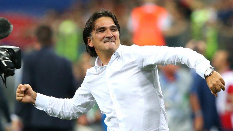 Златко Далич - извел Хърватия до финала на Световното първенство
