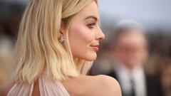 Поредната церемония в Холивуд преминава под сянката на скандалите за сексуален тормоз и последвалите ги движения МеТоо и Time is up. На снимката: Марго Роби