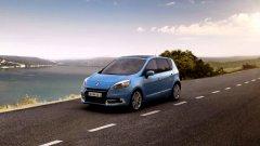 Renault освежи популярните си модели Scenic и Grand Scenic