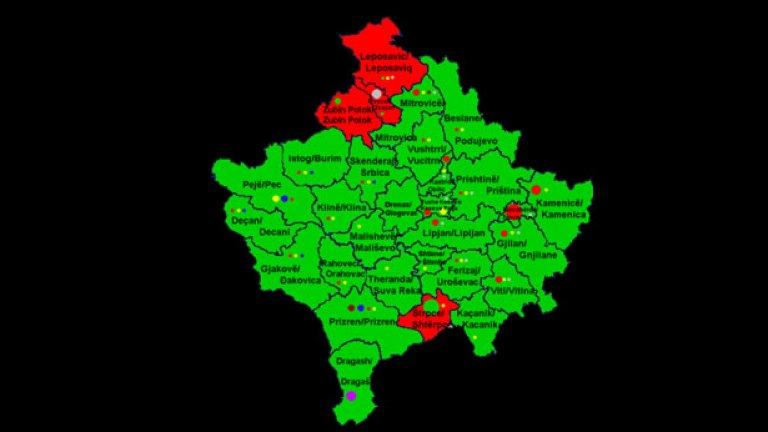 Ше отстъпи ли Белград за Косово