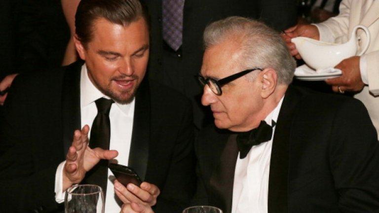 За Ди Каприо и Скорсезе това е шестото екранно сътрудничество