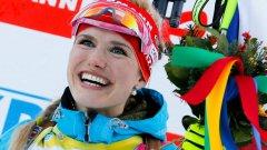 Габриела Соукалова – спечели първия спринт за сезона при жените.