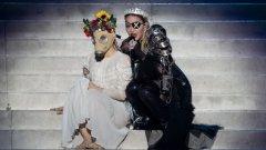 По-рано през месеца Мадона сподели пред публиката в Сан Франциско, че има разкъсано сухожилие.