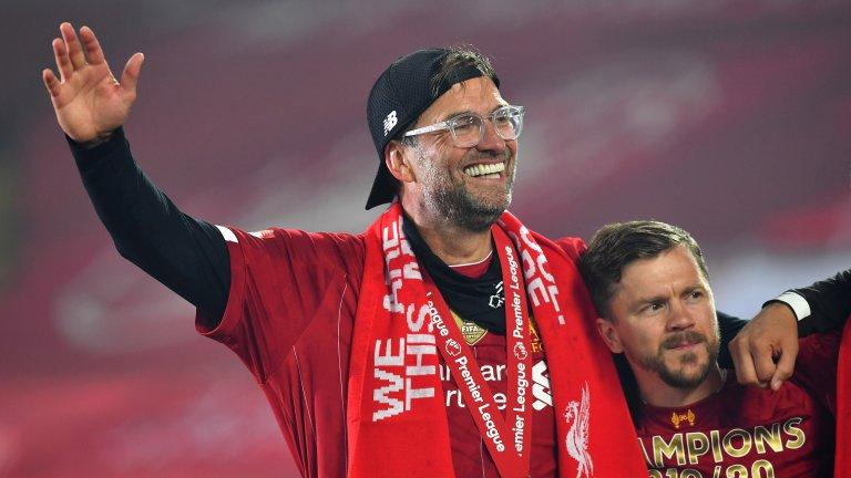 Официално: Юрген Клоп е мениджър на годината във Висшата лига