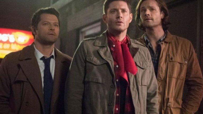Supernatural Сезон: 14 Телевизия: CW Премиера: 11 октомври