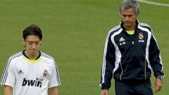 Месут Йозил заслужи похвали за първите си изяви в Реал (Мадрид)