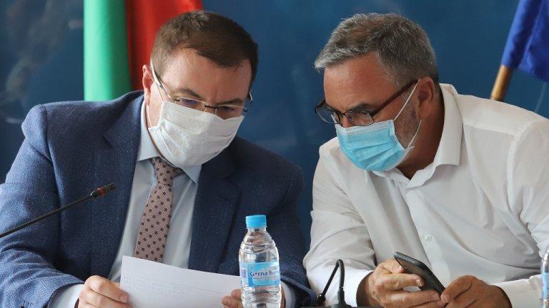 Здравният министър препоръча да се избягва пътуване в областите Благоевград и Търговище