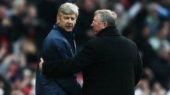 Фъргюсън похвали опитите на Арсен Венгер да превърне Арсенал в претендент за титлата в Англия