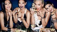 Местата в Европа, където можете да вечеряте с моделите на Victoria`s Secret