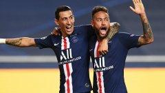 ПСЖ смаза Лайпциг и за пръв път е на финал в Шампионската лига