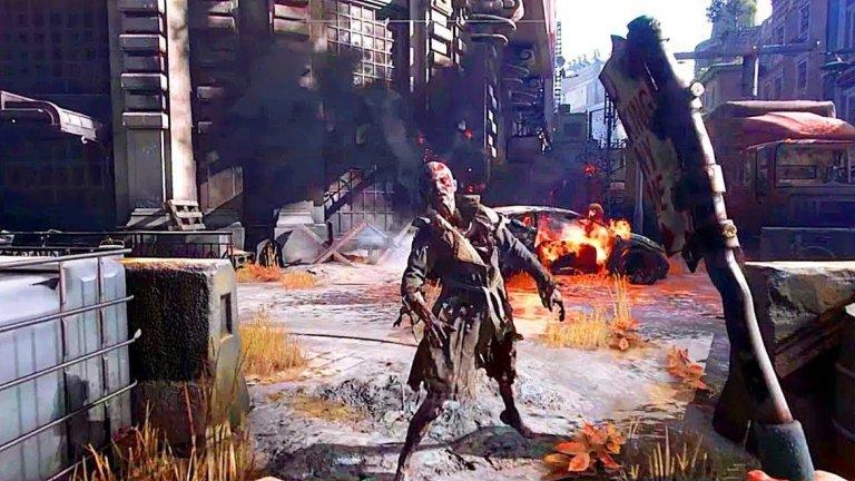 Dying Light 2  Оригиналната Dying Light разнообрази зомби жанра, включвайки паркур елементи и геймплей с акцент върху скоростта и пъргавината. В продължението чешкото студио Techland отново ще заложи на вертикалния елемент, карайки ви да избягвате пълчищата немъртви с много катерене, тичане и атрактивни акробатични изпълнения. Логиката е проста: долу е опасно, по покривите е по-добре. Ще ви помагат полезни джаджи като куки и параглайдери. Добавете към това поредица от важни морални избори, които определят как се развива градът и какво е отношението на различните фракции към вас, и получавате зомби екшън, който със сигурност си заслужава. Dying Light 2 е условно предвидена за първата половина на 2020 г. във версии за PlayStation 4, Windows PC и Xbox One.