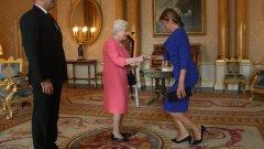 Румен Радев покани кралица Елизабет II в България