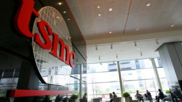 TSMC е основана през 1987 г. и дълго време е лидер в своя бизнес. Освен в полупроводниковите чипове, компанията започна да инвестира и в светлинна и слънчева енергия