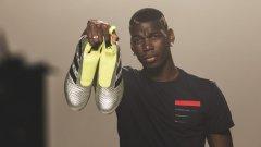 Погба, Суарес и Йозил в новата филмова поредица на adidas