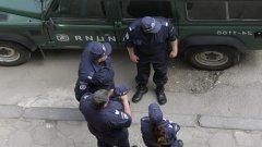 Полицаи от Перник са се намесили, за да разтърват българските и турски студенти от т.нар. Европейски политехнически университет