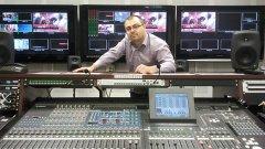 Калин Каралеев на работното си място