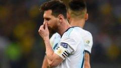 Меси и Аржентина отново не успяха. Бразилия е на финал! (ВИДЕО)