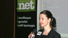 Биляна Лаундс от списание .net