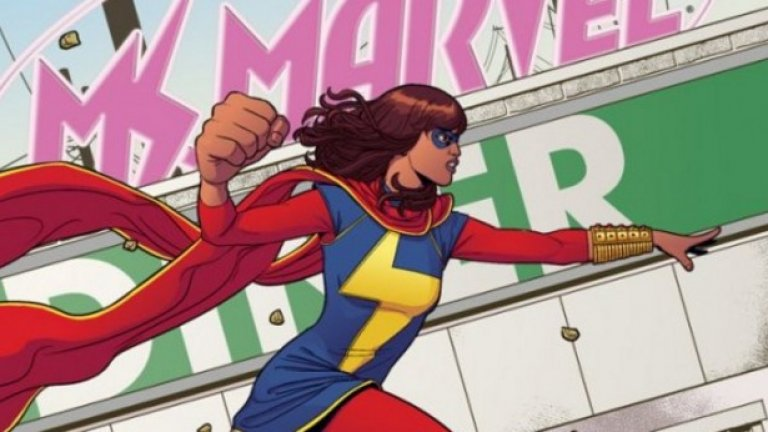 Комиксите за Мис Марвъл разказват за трудностите, които се изпречват пред тийнеджърката. Те идват не само от тайните й свърхспособности, но и от ежедневната борба с пубертета и строгите разбирания на семейството й